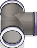 T-joint Puffle Tube sprite 077