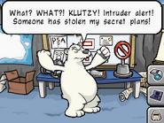 Herbert intruder alert