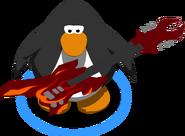 Hard Rock Guitar in-game