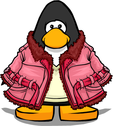 File:Pink Winter Coat from a Player Card.png