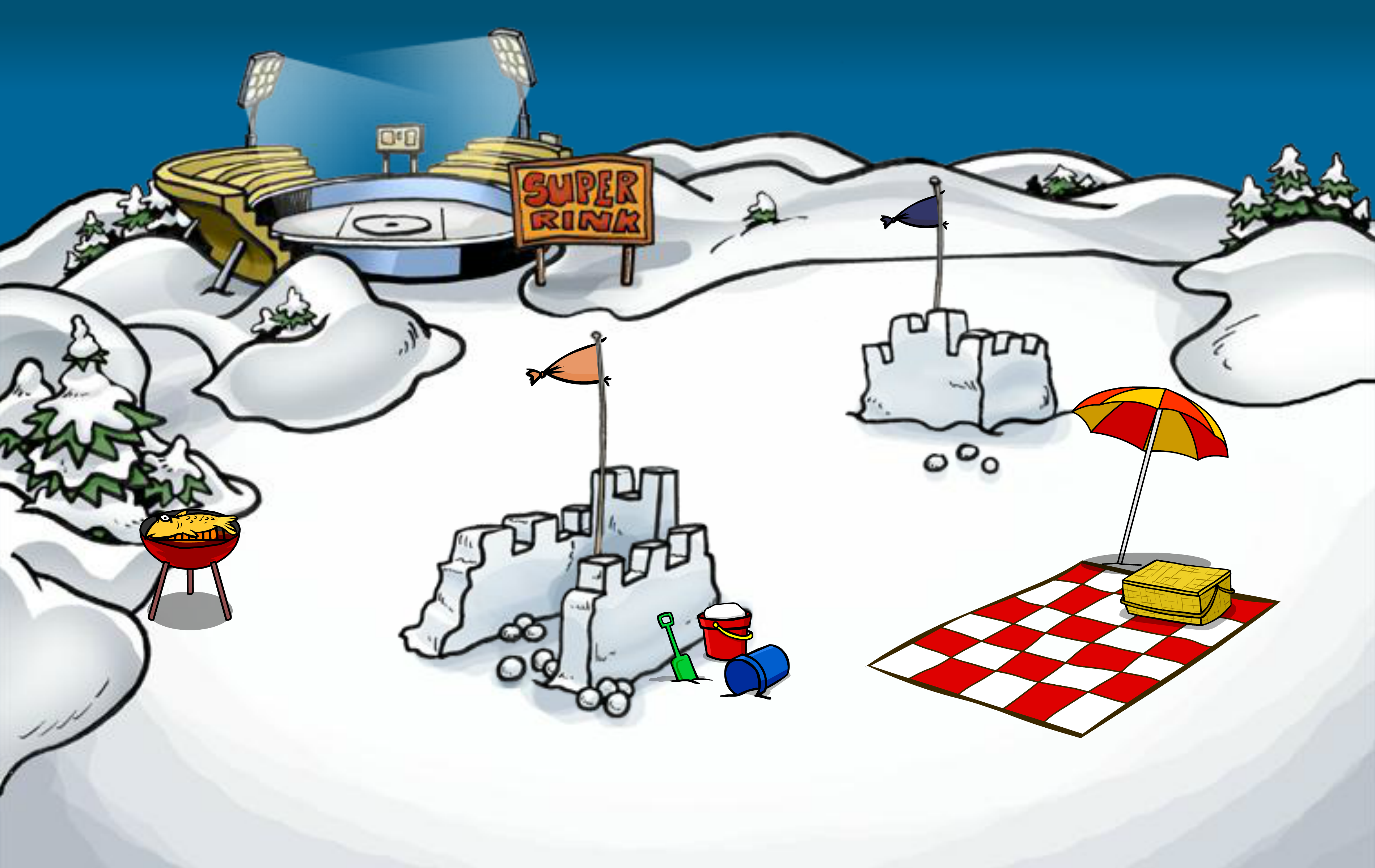 File:Summer Party Snow Forts.png