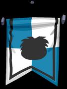 Ye Olde Blue Banner Icon 697