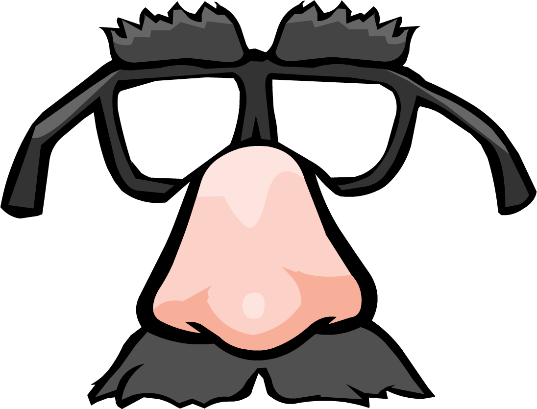 Funny-Face Glasses   Club Penguin Wiki   FANDOM powered by ...