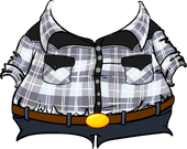 G Billy Plaid Shirt and Jeans