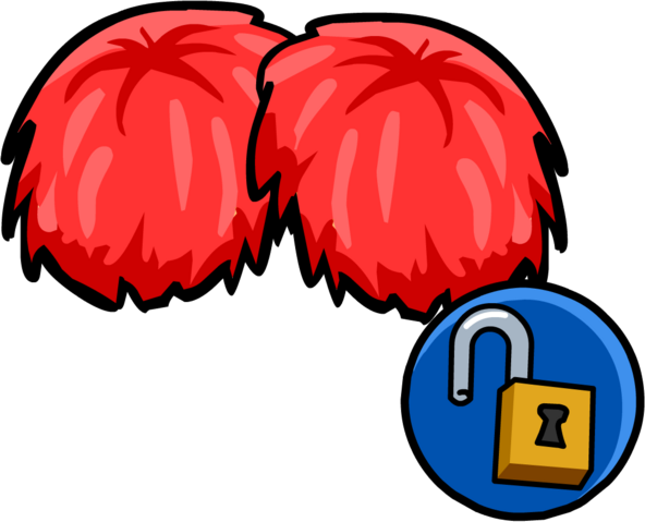 File:Red Pompom (Unlockable).png