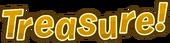 Treasure! Logo