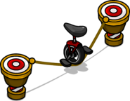 Unicycle Tightrope sprite 003