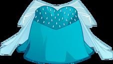 Elsa's Ice Queen Dress