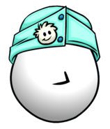 Puffle Care Cap for infobox