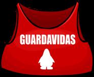 Lifeguard Shirt icon es