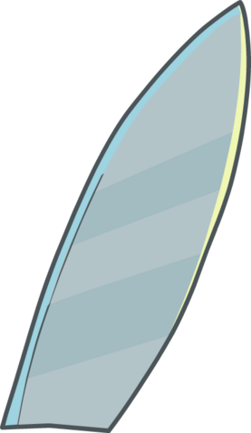 File:Silver Surfboard.png