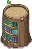 Stump Bookcase sprite 014