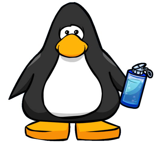 File:Blue Water Bottle from a Player Card.PNG