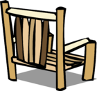 Log Chair sprite 006