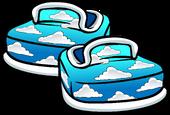 Canvas Cloud Shoes icon