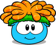 The Workout Curl in Puffle Interface