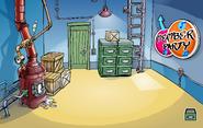 Dance-A-Thon Boiler Room