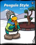 Penguin Style April 2012