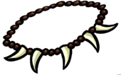 Toothy Necklace