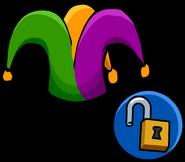 Court Jester Hat unlockable icon