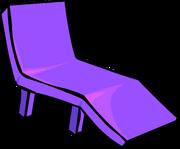Purple Plastic Lawn Chair sprite 006