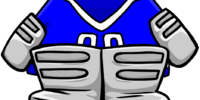 Blue Goalie Gear