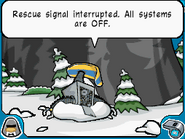 Snow-bot deactivated