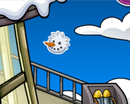 Snowpuffle Pin location