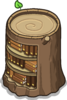 Stump Bookcase sprite 022