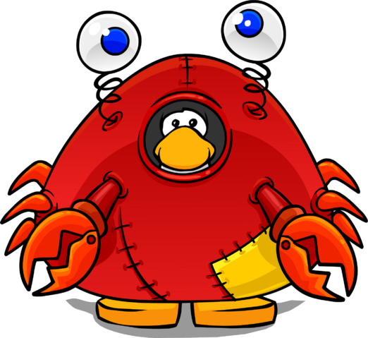 File:Crab Costume from a Player Card.PNG