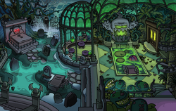 Halloween Party 2012 Graveyard