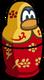 Matryoshka Doll sprite 018