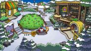 Puffle Park concept