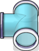 T-joint Puffle Tube sprite 032
