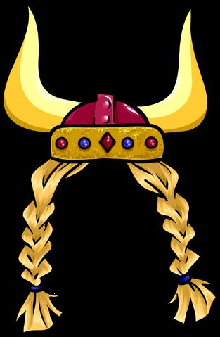 File:Jewelled Viking Helmet.PNG