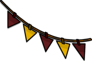 Red Triangle Pennants sprite 002
