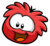 Red puffle pin.png