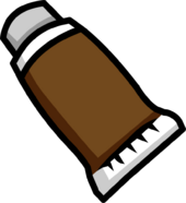 Brown Face Paint icon