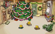 Christmas Party 2007 Ski Lodge