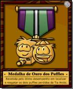Mission 1 Medal full award pt