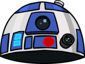 R2-D2 Helmet icon