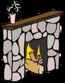 Fireplace sprite 007