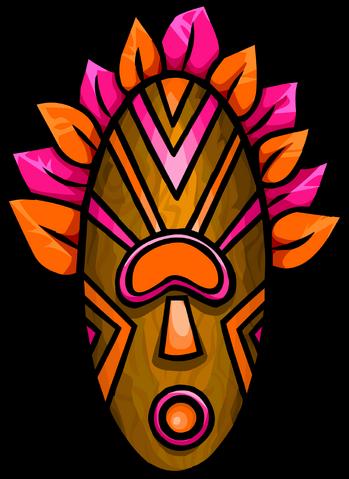 File:Pink Tiki Mask.PNG