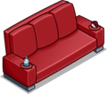Red Designer Couch sprite 032