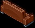 Brown Designer Couch sprite 023