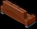Brown Designer Couch sprite 021