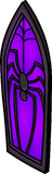 Black Widow Window sprite 009