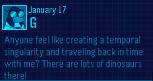 Gary January 17 Message
