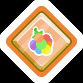 Rainbow O'berry Pin icon