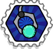 Soda Treasure Stamp Icon 83
